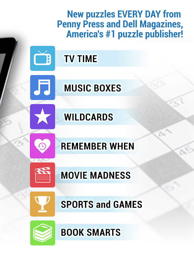 Daily POP Crosswords- screenshot