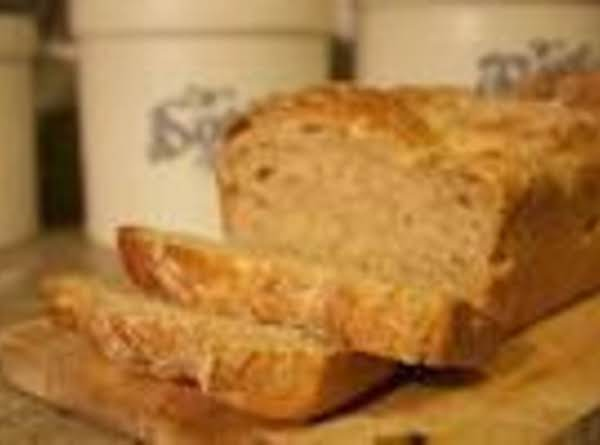 Autumn Apple Bread Recipe