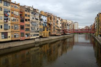 Photo: ... Pont de les Peixateries Velles ...