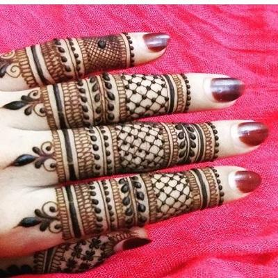 Finger Mehndi Designs 2018 1.0 screenshots 5