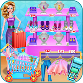 Tải Shopping mall & dress up game miễn phí