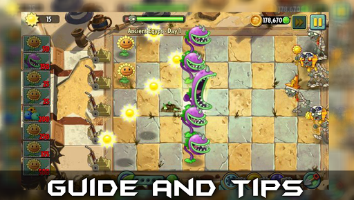 Guide Plants Vs Zombies 2 for PC