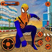 Game Amazing Spider Hero: Super Spider Rope Hero Time APK for Windows Phone