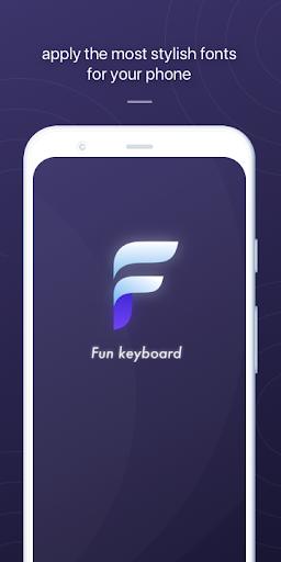 Fun Keyboard screenshot 1