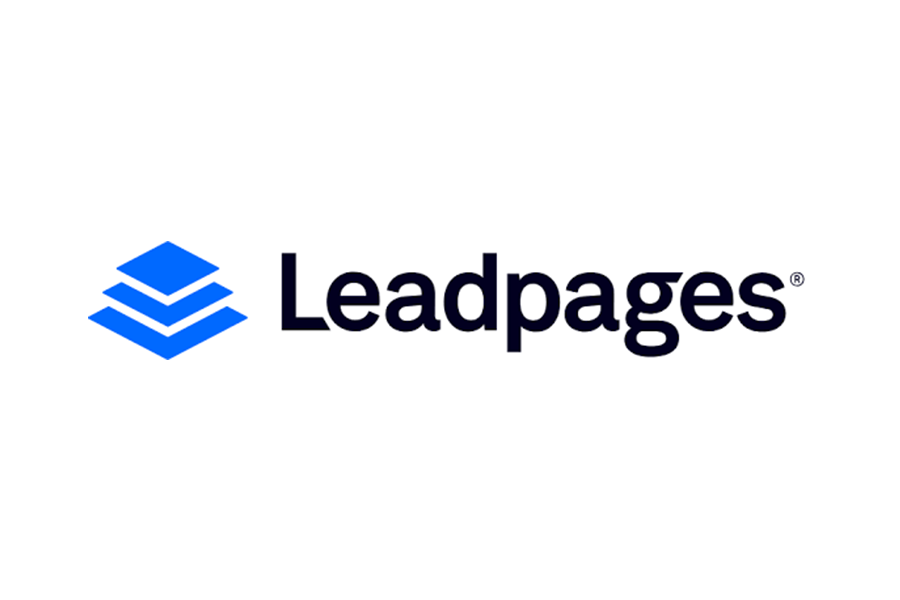 The LeadPages logo is part of the Unbounce vs LeadPages vs InstaPage article