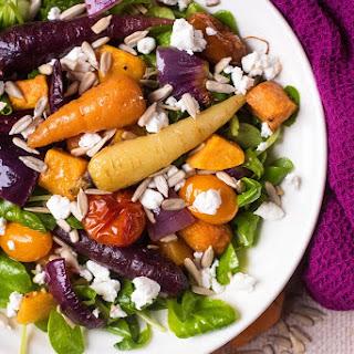 Vegetable Salad Apple Recipes.