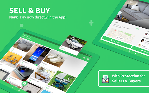 App Shpock - The local way to sell and buy APK for Windows Phone