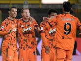 La Juventus profite des faux-pas milanais et l'emporte face à Bologne
