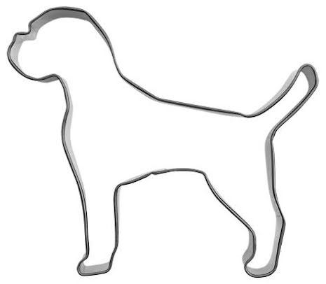 Kakform - Boxer, 9,5 cm