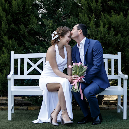 Wedding photographer Konstantin Anoshin (kotofotik). Photo of 11.01.2018