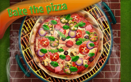 Pizza Realife Cooking Game screenshot 3