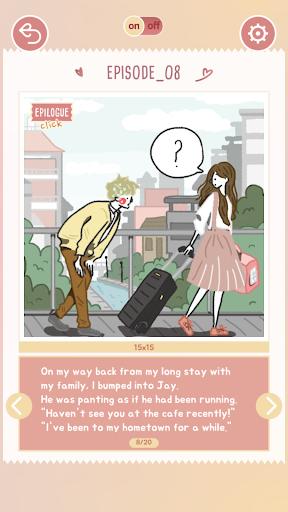 Hana's story - nonograms modavailable screenshots 14