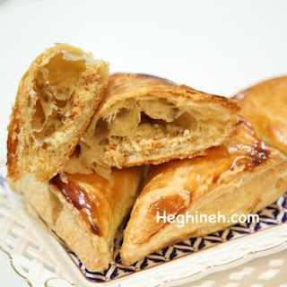 Cheese Stuffed Pastry.