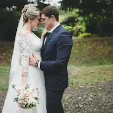 Wedding photographer Bogdan Gontar (bodik2707). Photo of 16.09.2017
