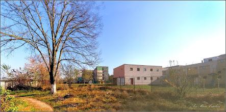 "Photo: Turda - Calea Victoriei, Nr.5E - Gradinița ""Sfânta Maria"", vedere  de pe potecuta - 2018.11.12"