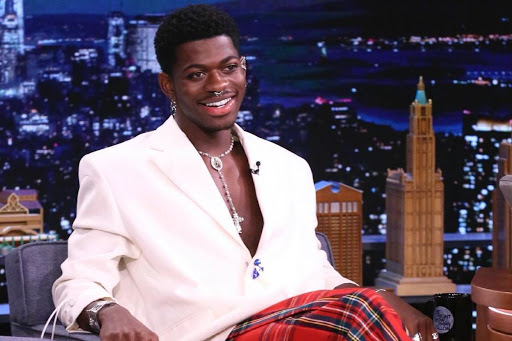 Lil Nas X Gets Scotland Hot Under The Collar With Jimmy Fallon Appearance