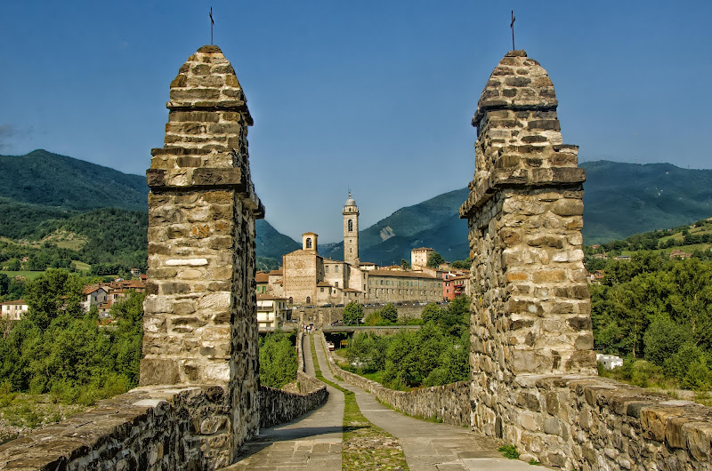 Verso Bobbio.... di Gian Piero Bacchetta
