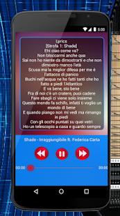 Shade - Irraggiungibile ft. Federica - náhled