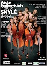 Photo: Grupės SKYLĖ koncertas Dubline 2009.03.14 skyle.lt