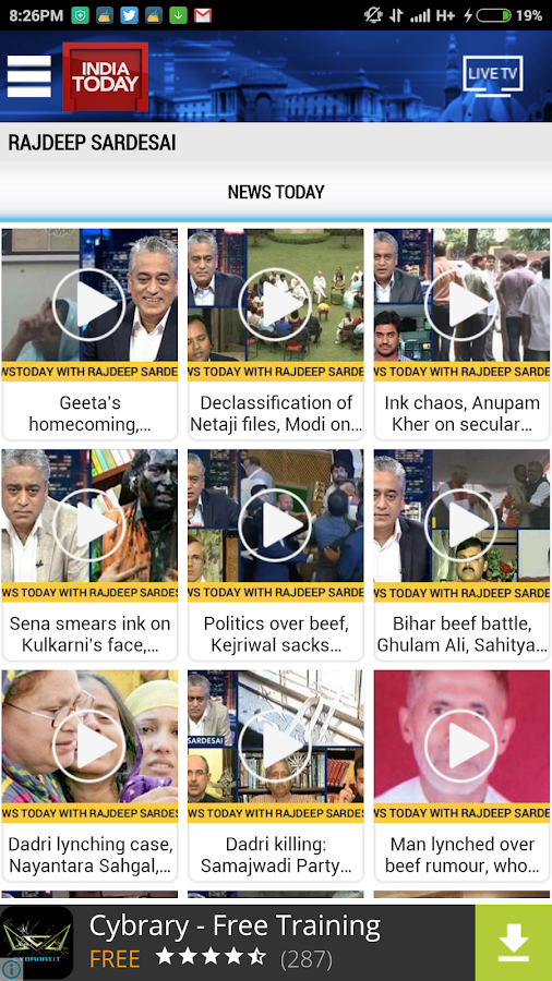 India Today- screenshot