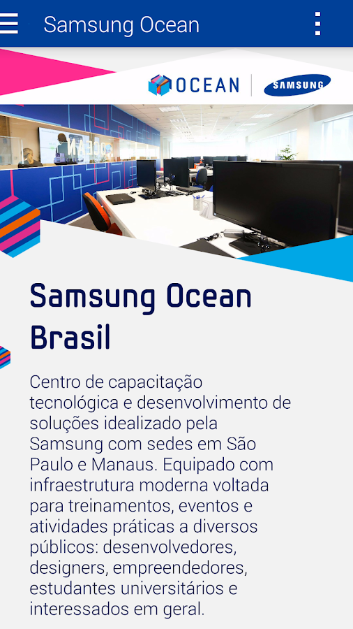 Samsung Ocean- screenshot