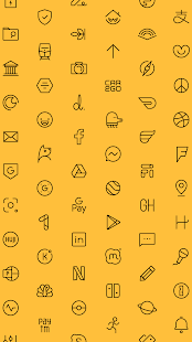 Phosphor Carbon Icon Pack Screenshot