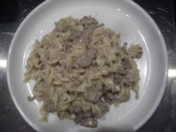 Easy Hamburger Skillet Dish Recipe