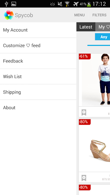 Spycob:cheap price for fashion - screenshot