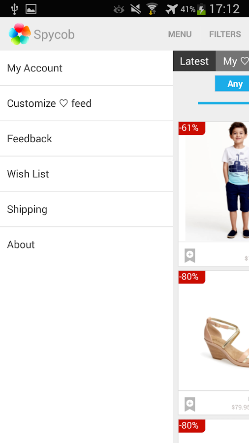 Spycob:cheap price for fashion- screenshot