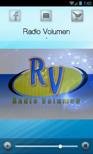 Radio Volumen
