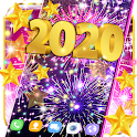 2020 live wallpaper icon
