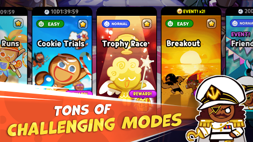 Cookie Run: OvenBreak - Endless Running Platformer 6.822 screenshots 7