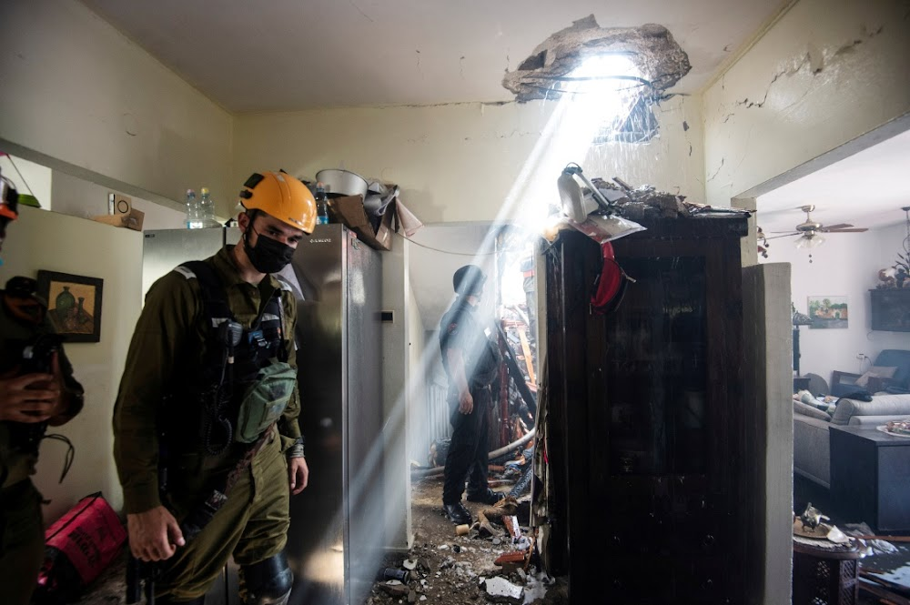 26 in Gaza and two in Israel dead as Hamas and Israel exchange fire