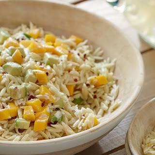 Cilantro Orzo Salad Recipes