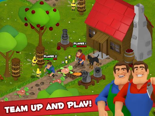 Battle Bros - Tower Defense 1.55 screenshots 7