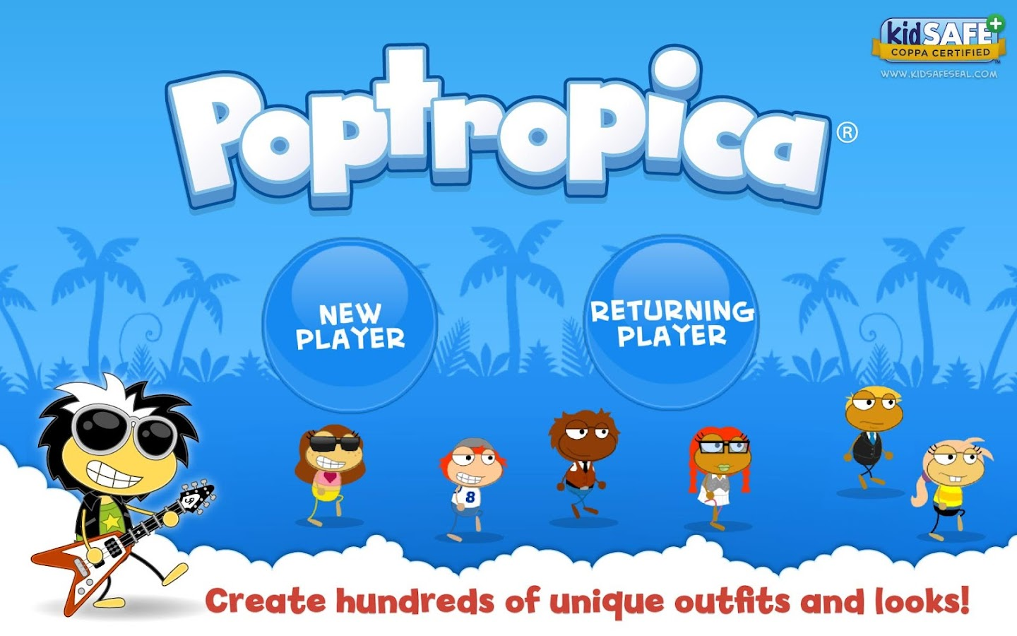 Poptropica  Android Apps On Google Play