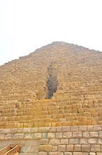 Photo: Pyramid of Menkaure