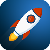 Rocket Cleaner - Phone Boost & Clean