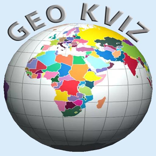 GeoKviz - Kviz iz Geografije