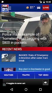 FOX25 News - screenshot thumbnail