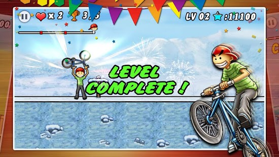 Download BMX Boy for Windows Phone apk screenshot 9