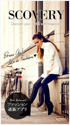 海外ファッション通販セレクトショップ SCOVERY
