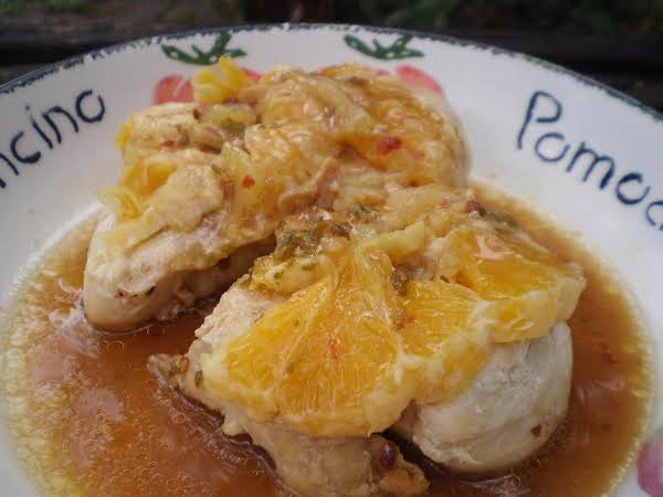 Quick Florida Keys Style Citrus Chicken