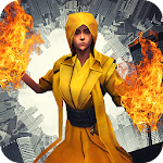 ULTIMATE SURVIVAL OF CAPTAIN FLAME QUEEN GAME 2019 icon