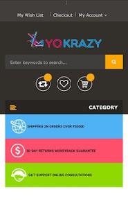 YoKrazy - náhled