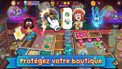 Télécharger Potion Punch 2 : des aventures culinaires magiques APK MOD 2