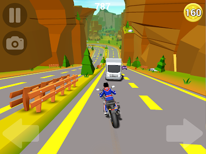 Faily Rider MOD Apk (Unlimited Coins) 7