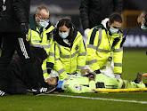 Grosse frayeur pour Wolverhampton, Rui Patricio évacué sur civière