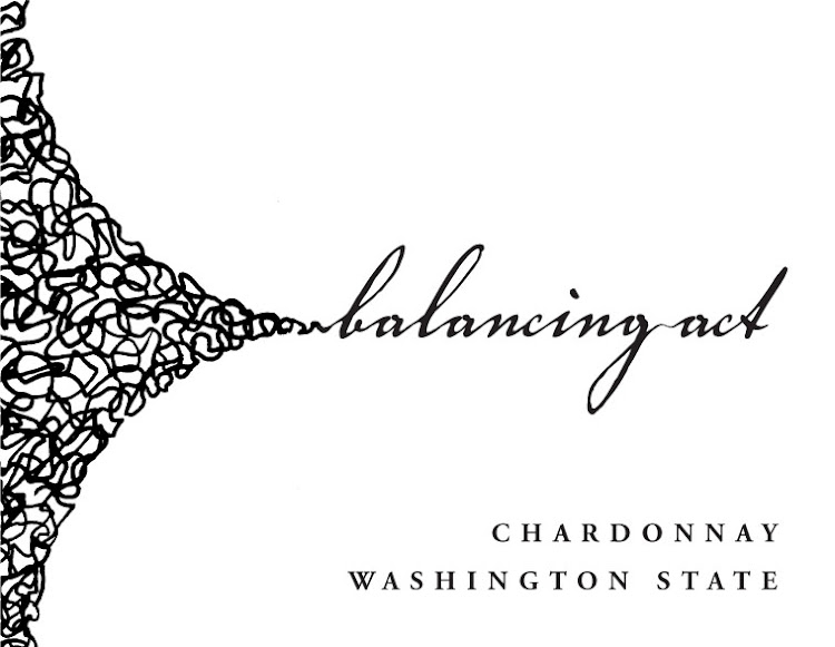 Logo for Balancing Act Washington Chardonnay