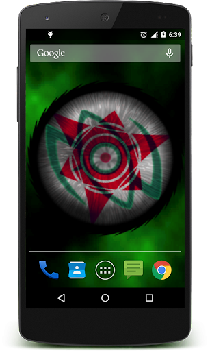 Sharingan Live Wallpaper Pro